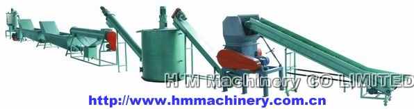 WASHING&CLEANING PRODUCTION LINE