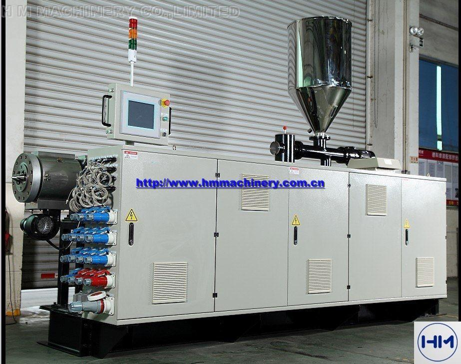 Parallel Screw Extruder