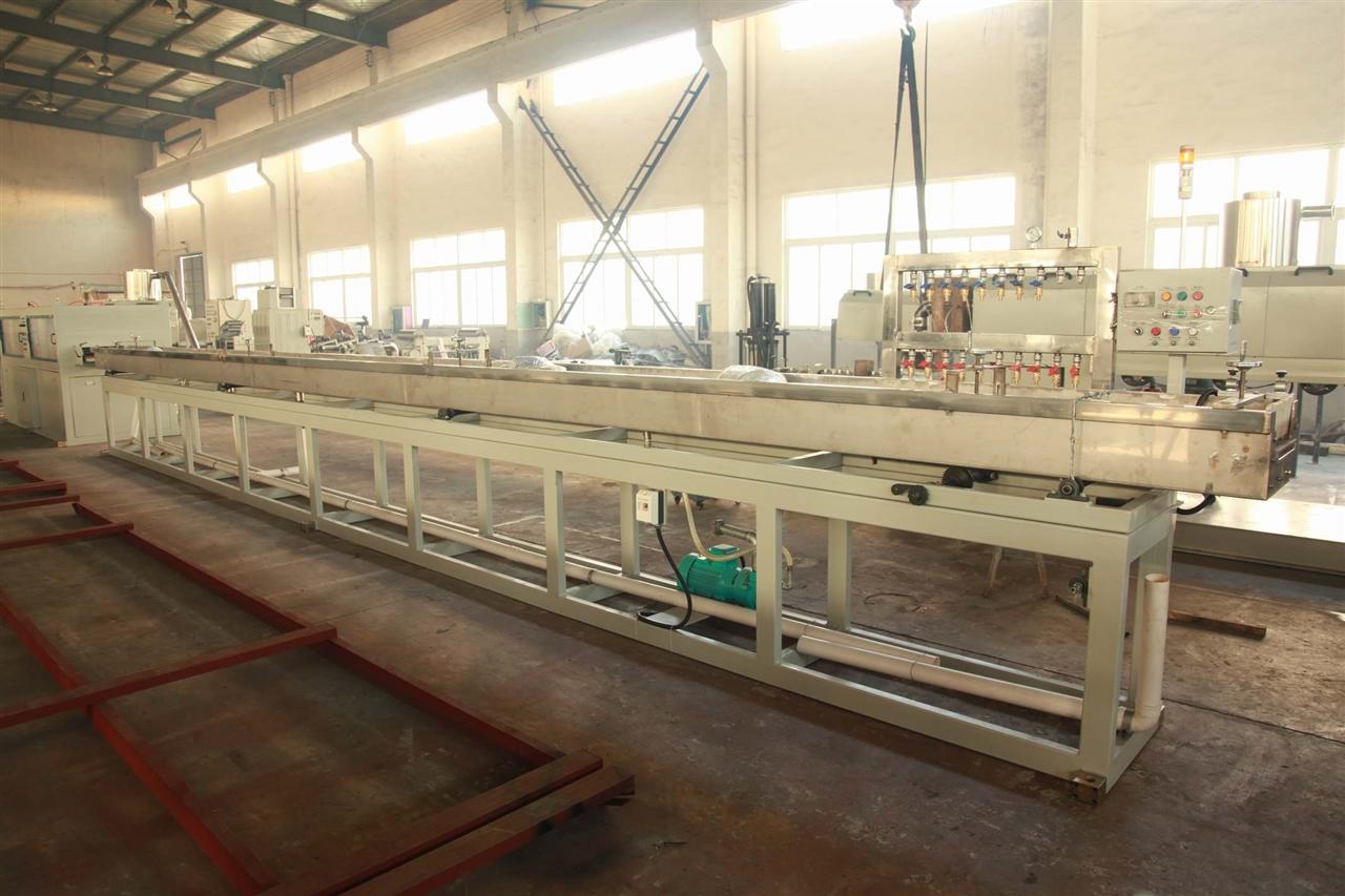 PS型材生产线